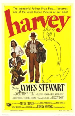 love this quote from the movie Harvey . The hero of the movie ...