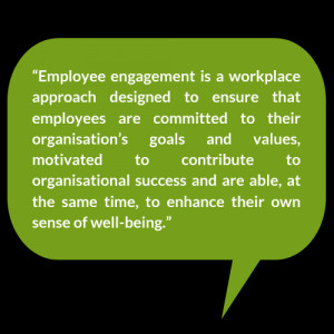... for Success: enhancing performance through employee engagement