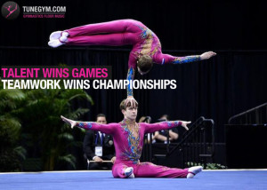 new acrobatic gymnastics motivational quotes and posters tunegym