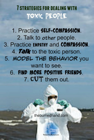 Strategies for Dealing with Toxic People