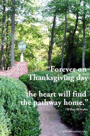 Thanksgiving quotes brightboldbeautiful.com