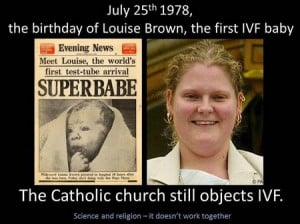 Louise Brown: The First IVF Baby