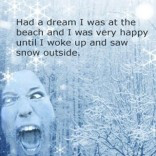 Cold Weather Quotes Funny