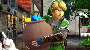 Finally, An Animated Short About Link Smashing Pots for Rupees