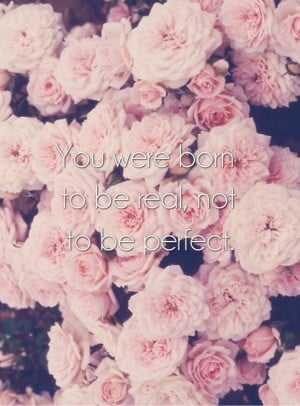 Tumblr Roses Quotes Pink, cute, pop, quotes, roses