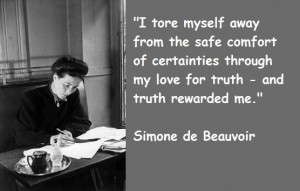 Simone de beauvoir quotes and sayings 002