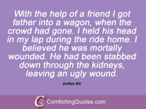 Buffalo Bill Quotes