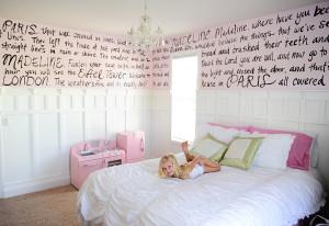 Interior Design: Little Girls Room Full of Whimsy–Do it Yourself!!