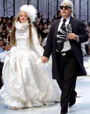 Karl Lagerfeld, la historia del Kaiser de la moda
