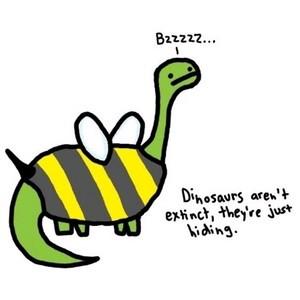 Funny dinosaur image by cYrEnE_hehe on Photobucket