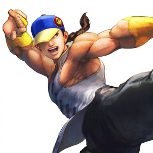 Street Fighter X Fatal Fury~Yun Bio and quotes by JohnnyOTGS