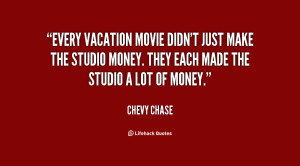 Chevy Chase Vacation Movie Quotes