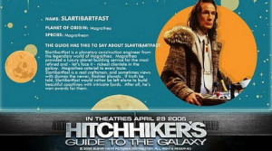 Bill Nighy / Slartibartfast