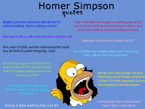 Simpsons Quotes, Simpsons Yuot, Simpsons Addict, Motivation Quotes ...
