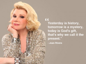 ... and find out which of her hilarious quotes suits your personality