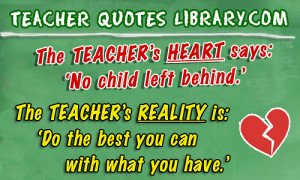 Teacher Quotes Library
