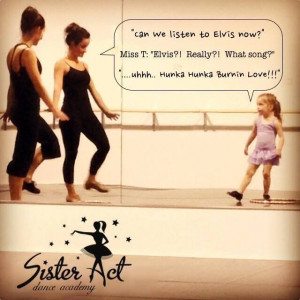 Jazz Dance Quotes Sister act dance academy