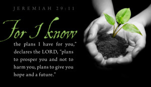 Jeremiah 29:11 Ecard