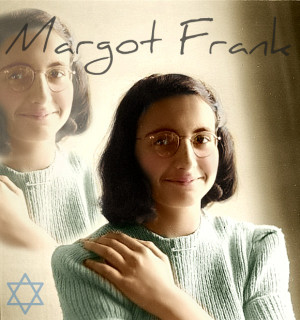 Margot Frank by Livadialilacs