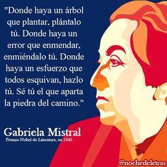 Gabriela Mistral More