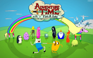 Adventure Time With Finn and Jake Adventure Time