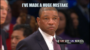 Doc Rivers right now..