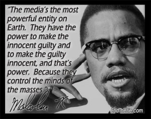 Malcolm X Quotes Malcolm-x-on-media