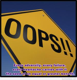 Epic failure quote 2015