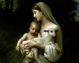 ... Mary wallpapers. The Blessed Virgin Mary is the Mother of Jesus Christ