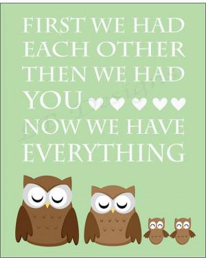 nursery quotes