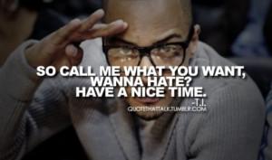 rap #lyrics #true #haters