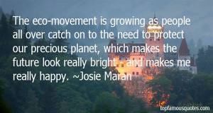 Favorite Josie Maran Quotes