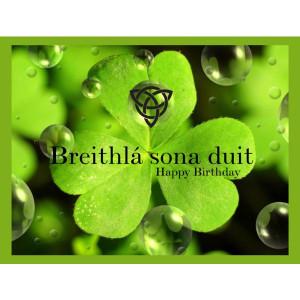 Happy Birthday Irish Ajilbabcom Portal Picture