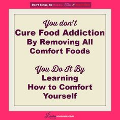 ... , emotional eating quote #EmotionalEating #Quote #FoodAddiction More