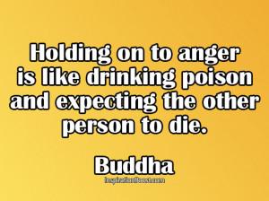 Anger Quotes – Buddha