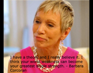 Barbara Corcoran Quotes Top ten quotes from barbara corcoran