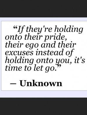 Pride And Ego Quotes