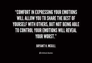 Quotes About Expressing Your Feelings