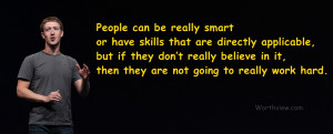quotes about myself for facebook mark zuckerberg quote