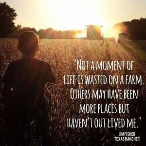 Farm kid for life!