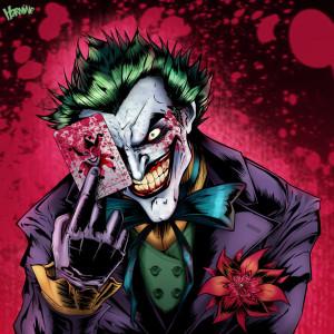 ... Tags: digital art illustration joker illustrations scary illustration