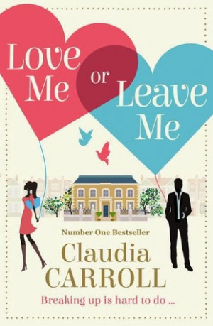 Book Review : Love Me or Leave Me by Claudia Carroll