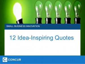 12 Innovation Quotes