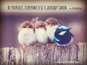 Be yourself! #motivationquotes #oscarwilde #quotes