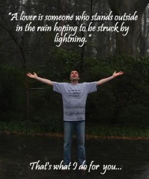 Rainy Season Quote
