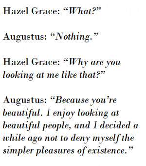 Book Boyfriend #4: Augustus Waters (The Fault in our Stars by John ...
