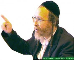 Lecture by Rabbi Goldstein,