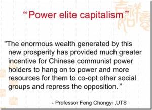 Quotes from Reformers on China, Communism, and the Mafia