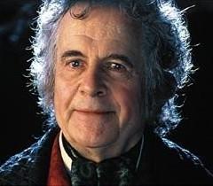 Ian Holm Bilbo Baggins