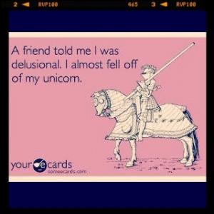 Funny Quotes On Unicorns
